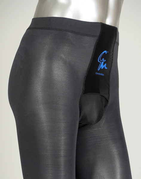C454M Comfort4Men Luxury tights 90den