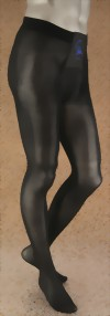 C418M Comfort4Men luxury pantyhose 50den